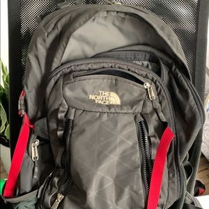 40L North Face Router II Backpack